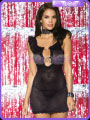 Diamond Chemise Black, Obsessive