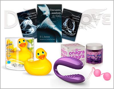 Productos eróticos y juguetes sexuales más vendidos en verano 2014