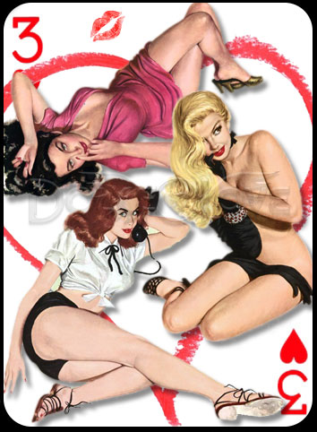 Las Chicas Pin Up