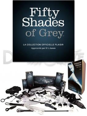 Convertirse En Steele Y Grey: Kit De Juguetes Cincuenta Sombras