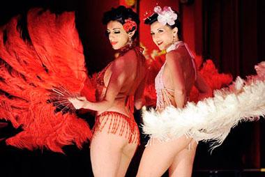 La Historia Del Burlesque