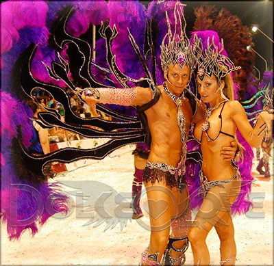 Dolce Love con el Carnaval 2014