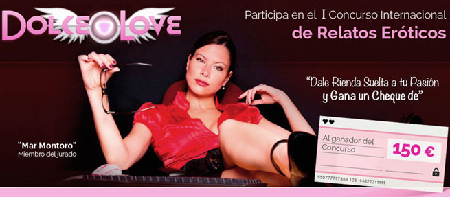 Alta Participación En El Concurso De Relatos Eróticos Dolce Love