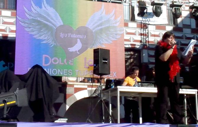 """Los """"Palomos Cojos"""" de Badajoz y Dolce Love"""