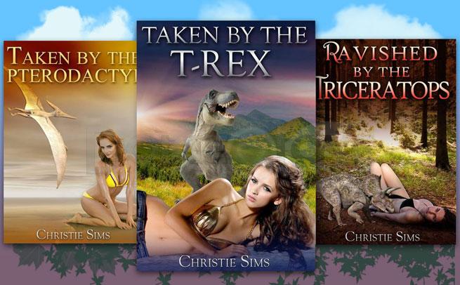 Nace Un Nuevo Género Literario Inspirado En El Sexo Con Dinosaurios