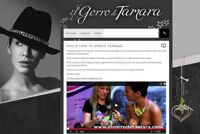 El Gorro de Tamara: ¡DOLCE LOVE Te Ofrece Trabajo!