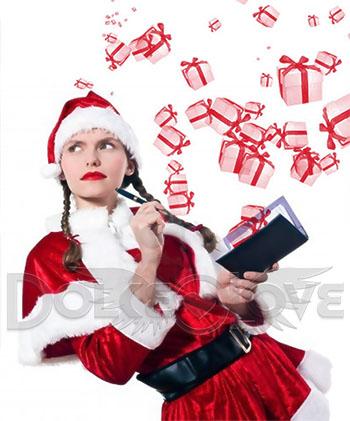 Querido Papá Noel (de parte de Dolce Love)