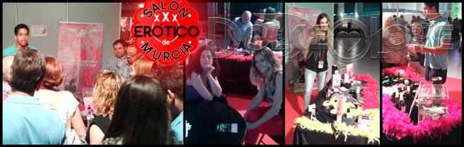 Dolce Love en el Salón Erótico de Murcia