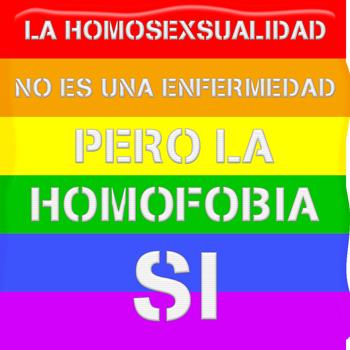 17 DE MAYO: DÍA MUNDIAL CONTRA LA HOMOFOBIA Y LA TRANSFOBIA