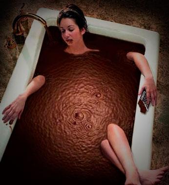 Sensualidad Con Sabor A Chocolate