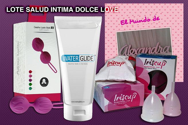 ¡SORTEO! Salud Íntima DOLCE LOVE & El Mundo de Alexandra