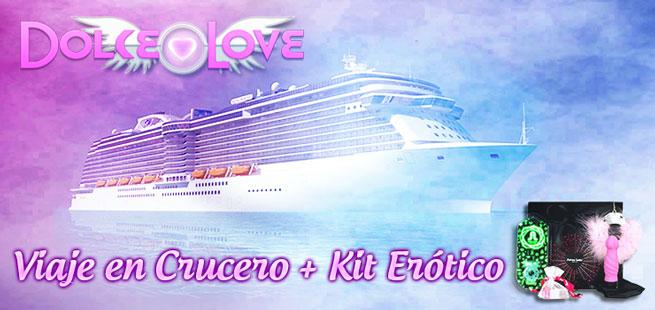 """SORTEO: """"Surca Los Mares Con DOLCE LOVE"""" FACEBOOK"""