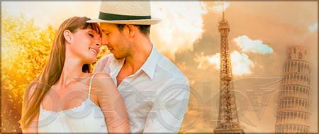 Viajes románticos y artículos de viaje para Semana Santa
