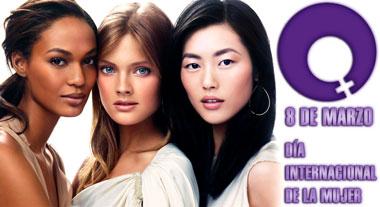 Dolce Love con el Día Internacional de la Mujer